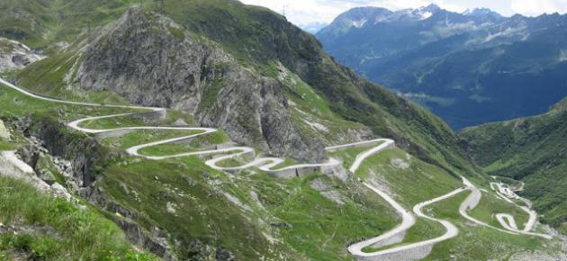 St Gottard Pass