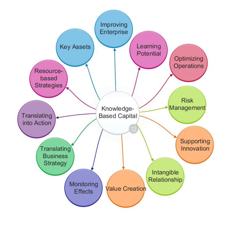 Knowledge-Based Capital Visual